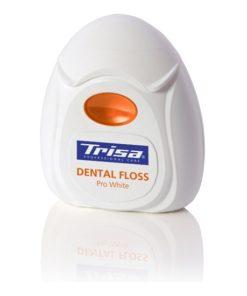 Aţă dentară ceruită şi mentolată PRO WHITE