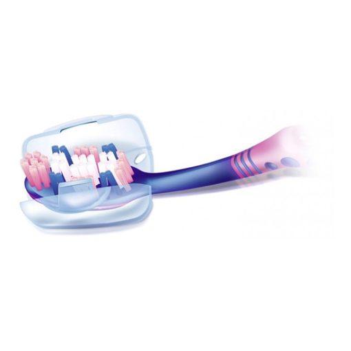 Capac protecţie pentru periuţa de dinţi